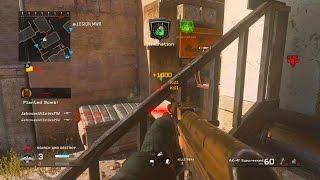 Modern Warfare Remastered - SnD on Crossfire! (Modern Warfare Remastered Multiplayer Gameplay)