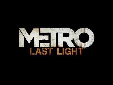 Metro: Last Light - Gameplay Trailer (PC, PS3, Xbox 360, WiiU)