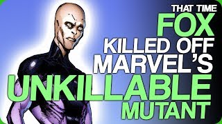 That Time Fox Killed Off Marvel's Unkillable Mutant (Adapting to Survive)