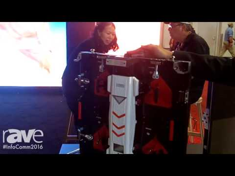 InfoComm 2016: Rocketsign Highlights Various LED Displays