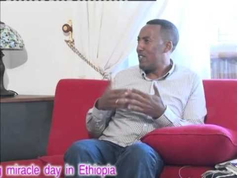 Amazing Miracle Day In Ethiopia Session II Episode 01 Part 1 With Rabbi Mekasha Kassa