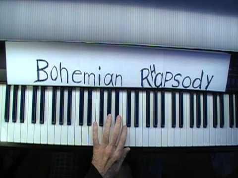 How To Play Queens Bohemian Rhapsody Session 1