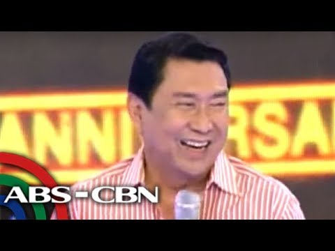 Mon Tulfo shows dance moves in Gandang Gabi Vice
