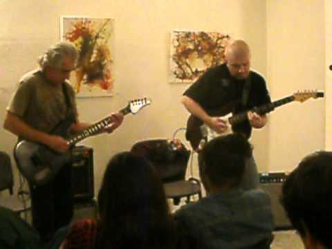 DANIEL PEZZELLA&CARLOS HEREDIA Clínica de guitarra 29 - 05 - 12
