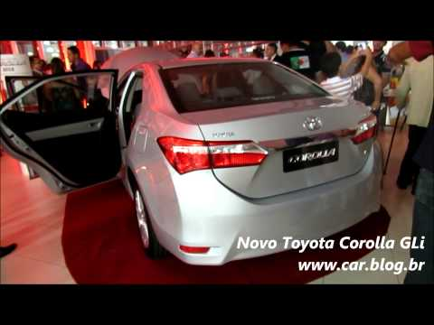 Novo Corolla GLi 2015 Automático - www.car.blog.br