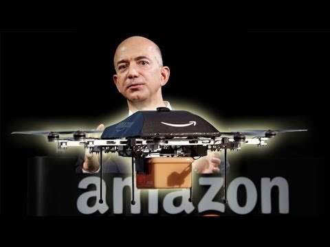Amazon Prime Air: Online retailer to launch drone delivery service