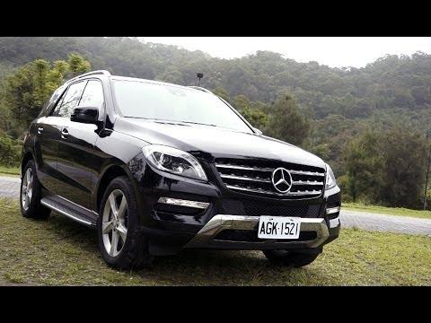 Mercedes-Benz ML 400 4MATIC  著重質感的LSUV【Auto Online...