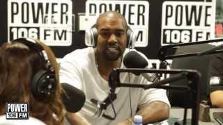 Kanye West talks Kim Kardashian: His Love And Proposing To Her