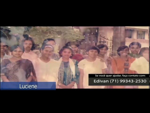 A Luciene conta com a sua ajuda, para um projeto de amor na Índia!