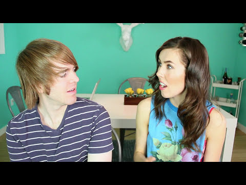 BACKWARDS WORD CHALLENGE! (with Shane Dawson)