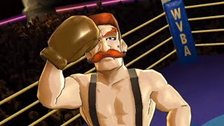 Punch-Out!! Wii - All Character Fight Intros (HD)
