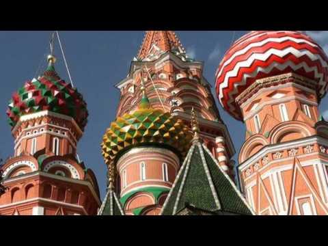 Moscow. Москва в фотографиях.