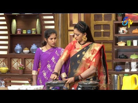 Telugu Ruchi | 25th September 2018 | Full Episode | ETV Telugu