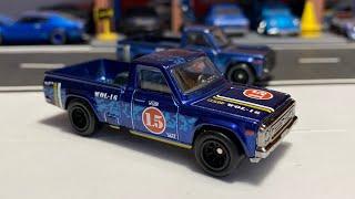 Hotwheels Mazda repu super treasure hunt review