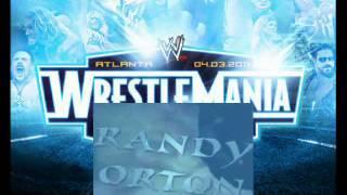 Randy Orton & Wrestlemania 27 Mashup: Written in the Voices