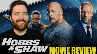 Hobbs & Shaw - Movie Review