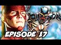 The Flash Season 2 Episode 17 - TOP 10 WTF and Easter Eggs