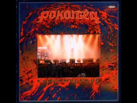 Pokolgép - Koncertlemez (1990) (Teljes)