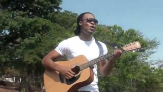 Flavour - On The Guitar In Sierra Leone [video]