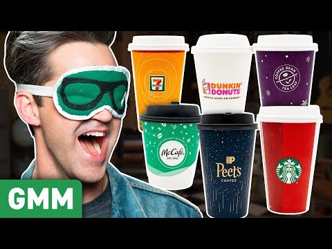Download  Blind Coffee Chain Taste Test Gratis, download lagu terbaru