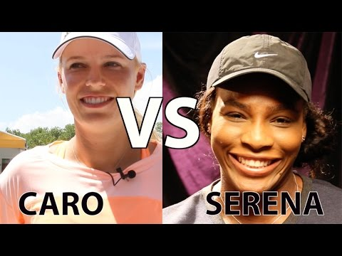 Serena Williams & Caroline Wozniacki | WTA Live Fan Access presented by Xerox | 2015 Miami Open