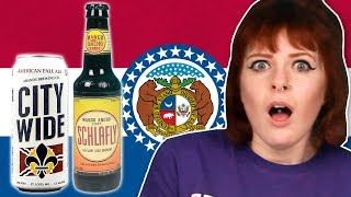 Irish People Try Missouri Craft Beers