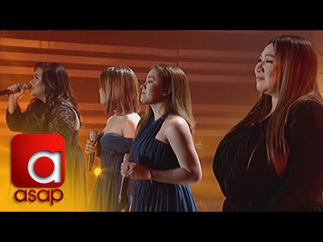 ASAP: Birit Queens Klarisse and Angeline's vocal showdown with Radha and Frenchie!
