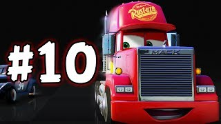 Cars 3  The Videogame  Part 10  Mack The Truck Is Awesome