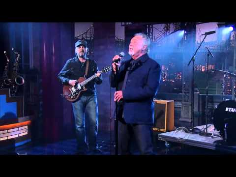 Tom Jones -  Burning Hell - Letterman