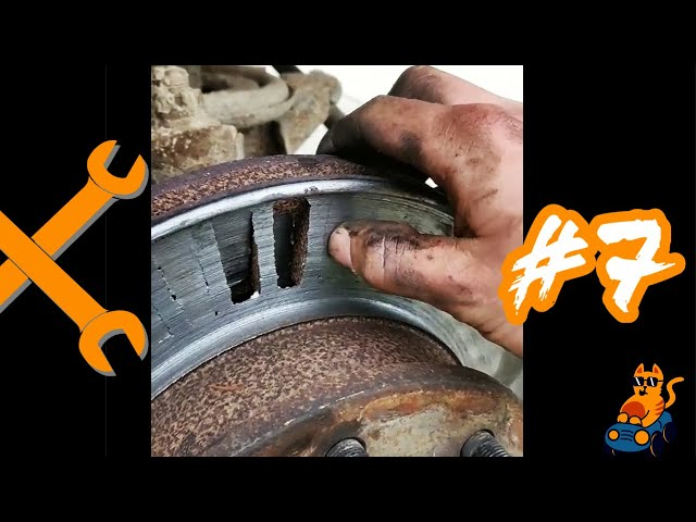 Mechanical Problems Compilation Part 7 10 Minutes Mechanical Fails and more