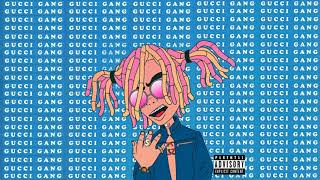 Lil Pump - Gucci Gang but it's Lil Pump only saying Gucci Gang for 1 hour long
