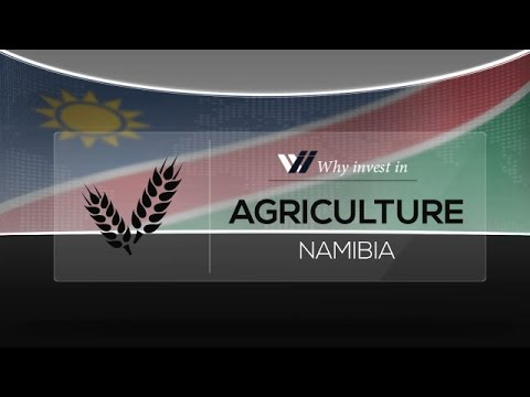 Agriculture  Namibia - Why invest in 2015