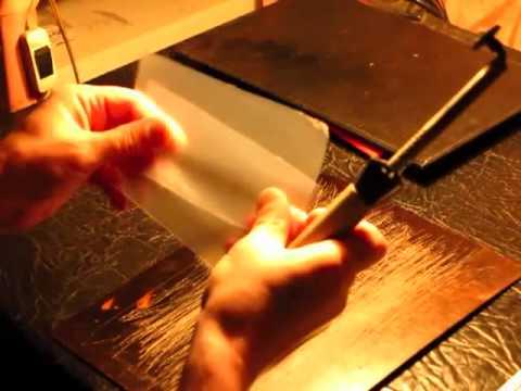 Как склеить и паять толстый полиэтилен дома How to glue and solder thick polyethylene home