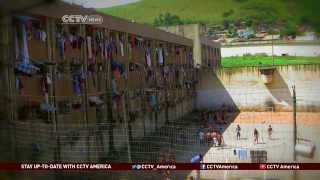 A Look at (Brazil) Overflowing Prisons  3/18/14