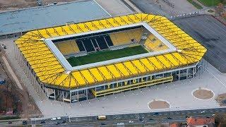 Top 25 Regionalliga Stadiums 2017/18