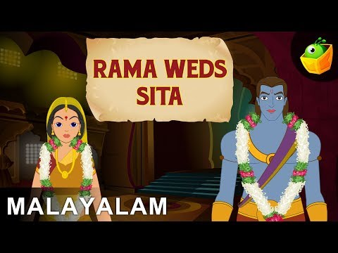 Ramayanam in Malayalam - Episode 02 - Kids Animation / Cartoon Stories