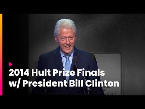 2014 Hult Prize Finals and Awards at CGI
