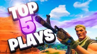 These are the best fortnite trickshots in season 6.