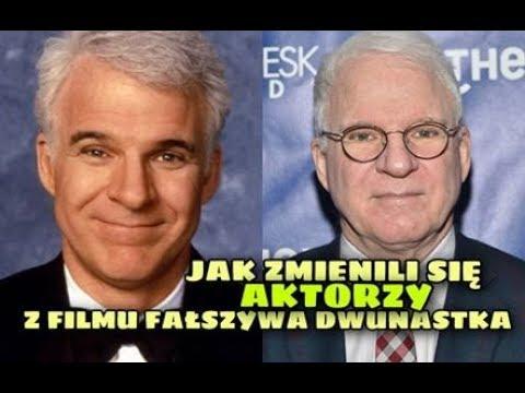 Jak zmienili się aktorzy z filmu Fałszywa dwunastka po 14 latach
