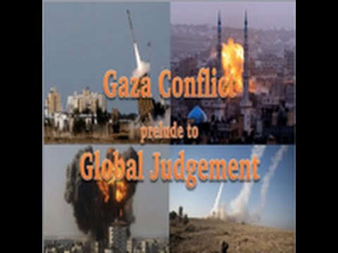 Gaza conflict, prelude to global judgement