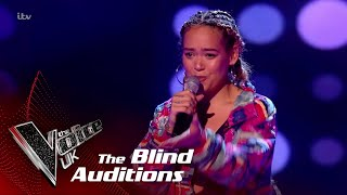 Lekenah Eccles Performs 39 No Scrubs 39 Blind Auditions The Voice Uk 2018