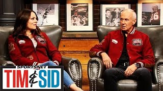 Tara Slone, Ron MacLean Prepare To Embark On 6th Season Of Rogers Hometown Hockey | Tim and Sid