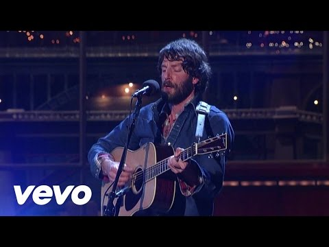 Ray LaMontagne - The Love Is Over (Live on Letterman)