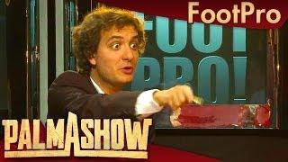 Parodie Foot pro - Palmashow
