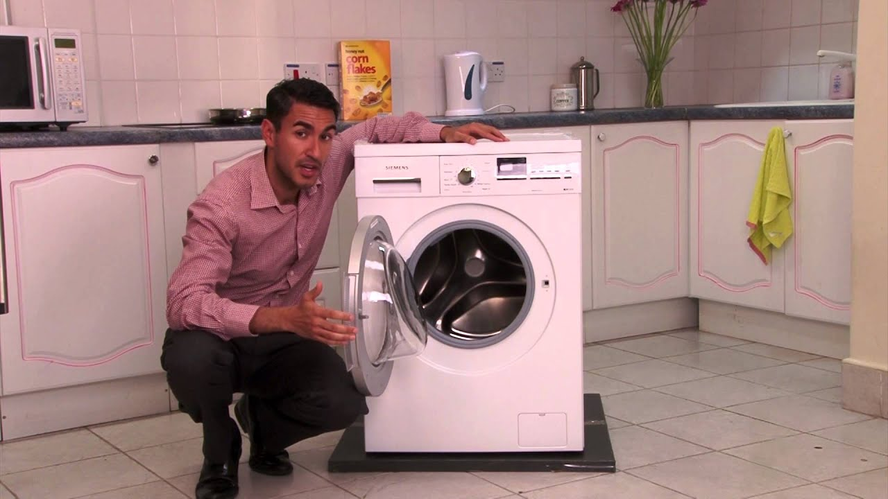 Siemens WM14Q390GB Washing Machine Review IQ300, Which ...