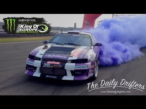 The Daily Drifters Teaser (King of Europe, Valencia)