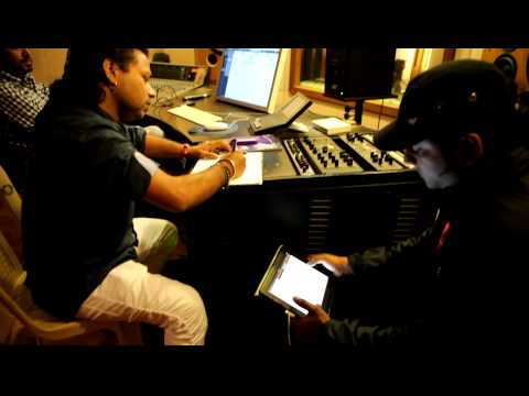 Mirchi Music Making Video (Part 3) - Kailash Kher On The Sets...