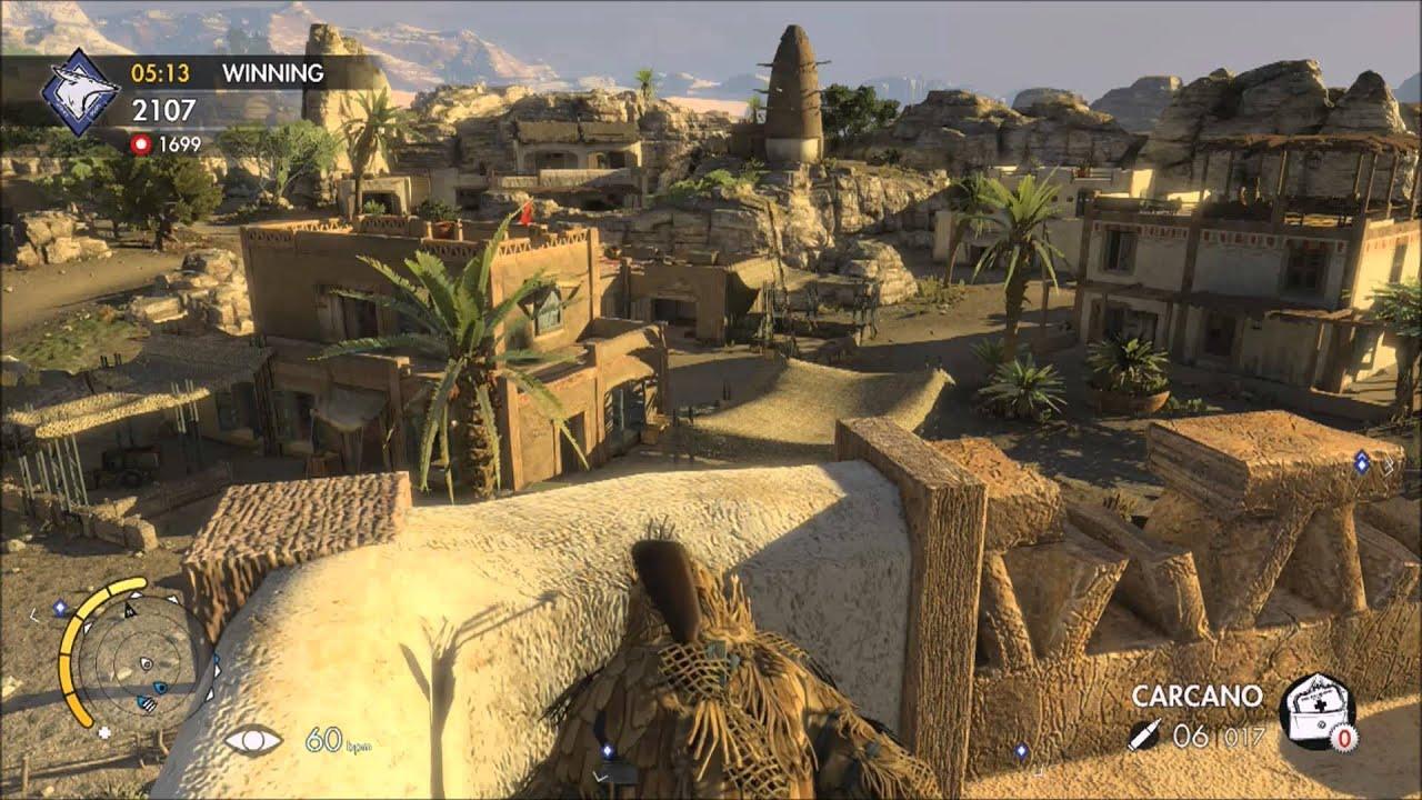 online sniper game
