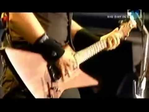 Metallica - James Hetfield - Downpicking God Part 1