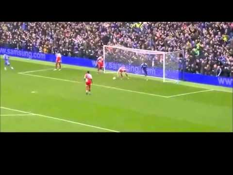 Fernando Torres Goal vs Barcelona & Hat-Trick vs QPR - HD
